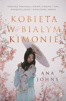 Kobieta w białym kimonie-Johns Ana