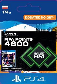 Kod aktywacyjny FIFA 21 Ultimate Team - 4600 punktów