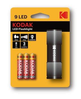 Kodak, Mini Latarka Ręczna, 9 LED-Kodak