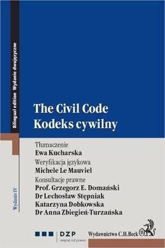 Kodeks cywilny. The civil code-Kucharska Ewa, Le Mauviel Michele, Dobkowska Katarzyna, Domański Grzegorz, Stępniak Lechosław, Zbiegień-Turzańska Anna