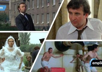 """""""Kogel-mogel"""", """"Rejs"""", """"Miś"""", czyli polskie komedie, które bawią po latach"""