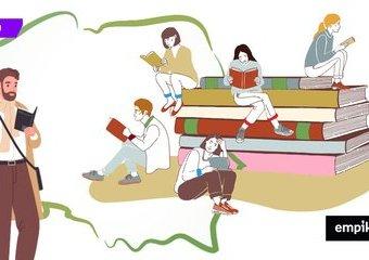 Kogo czyta Polska? Królują Mróz i Tokarczuk. Raport czytelnictwa 2020