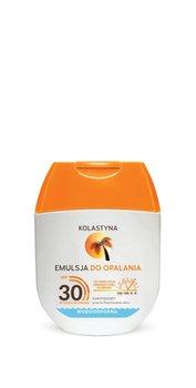 Kolastyna, emulsja do opalania, SPF 30, 60 ml-Kolastyna