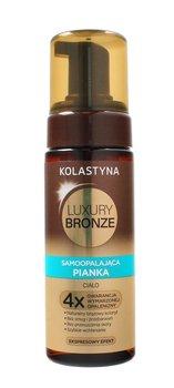Kolastyna, Luxury Bronze, pianka samoopalająca do ciała, 150 ml-Kolastyna