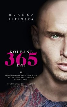Kolejne 365 dni-Lipińska Blanka