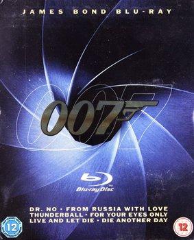 Kolekcja: 007 James Bond-Young Terence, Glen John, Tamahori Lee, Hamilton Guy