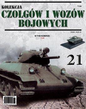 Kolekcja Czołgów i Wozów Bojowych Nr 21
