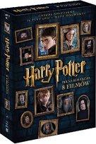 Kolekcja: Harry Potter (edycja specjalna z mapą Hogwartu)