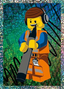 Kolekcja naklejkowa THE LEGO MOVIE 2 Naklejka numer 141