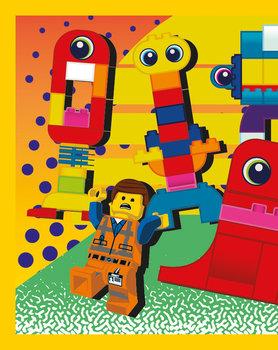 Kolekcja naklejkowa THE LEGO MOVIE 2 Naklejka numer 73