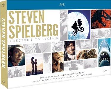 Kolekcja reżyserska: Steven Spielberg