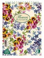 Kołobrulion A5 Pigna Nature Flowers