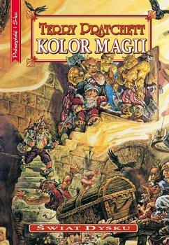 Kolor magii. Świat Dysku. Tom 1-Pratchett Terry