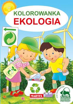 Kolorowanka. Ekologia-Żukowski Jarosław