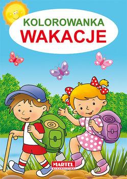 Kolorowanka Wakacje-Żukowski Jarosław