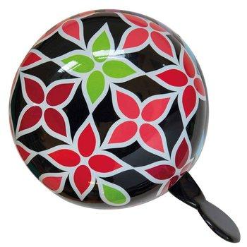 Kolorowy dzwonek rowerowy REMEMBER Claudette, 8 cm-Remember