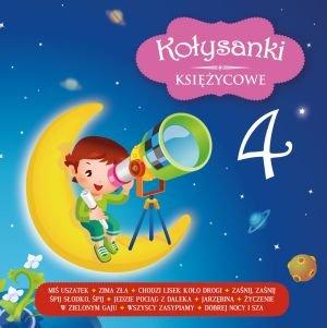 Kołysanki Księżycowe 4-Various Artists