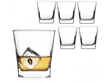 Komplet 6 szt szklanka do whisky Pasabahce 205 ml-Pasabahce