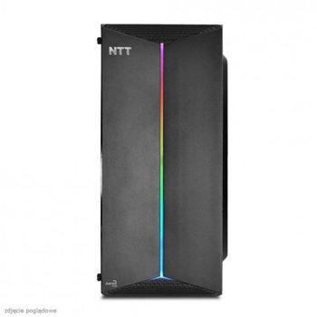 Komputer do gier NTT Game R - Ryzen 5 3600, GTX 1660 6GB, 8GB RAM, 1TB HDD, 240GB SSD, W10-NTT System S.A.