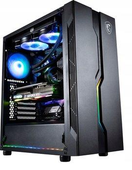 Komputer MSI Ryzen 5 2600 32GB RX570-8G SSD 240GB VM1 W10-Vist