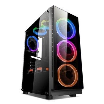 Komputer Ryzen 7 2700 16x 4,1Ghz 16GB RX570 8GB SSD 480GB + HDD 2TB W10-Vist