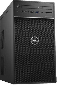 Komputer stacjonarny DELL Precision T3630 MT 53160535, i7-8700, Int, 16 GB RAM, 256 GB SSD + 1 TB HDD, Windows 10 Pro-Dell