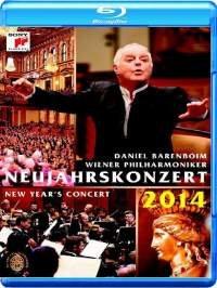 Koncert noworoczny-Barenboim Daniel, Wiener Philharmoniker