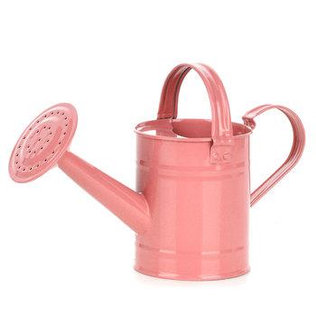 Konewka galwanizowana, różowa, 550 ml-EMPIK S.A.