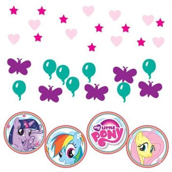 Konfetti, My Little Pony, mix, 34 g - Amscan