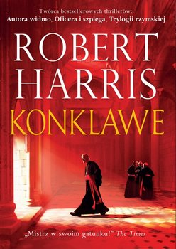 Konklawe - Harris Robert