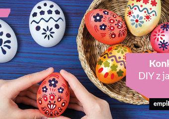 KONKURS - DIY z jajem