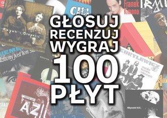 KONKURS! Wygraj 100 najlepszych polskich płyt