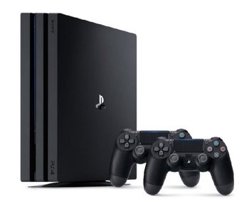 Konsola SONY PlayStation 4 Pro, 1 TB + Gamepad SONY Dualshock 4-Sony