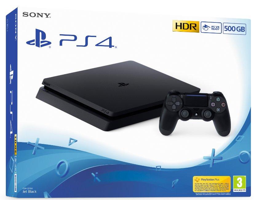 Konsola SONY PlayStation4 PS4 Slim