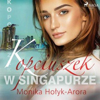 Kopciuszek w Singapurze-Hołyk-Arora Monika