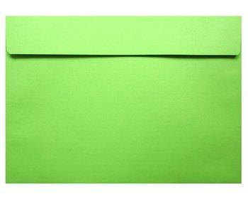 Koperta ozdobna, C5 HK, Design, jasnozielona