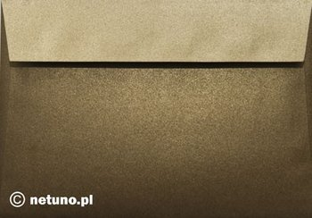 Koperta ozdobna, C5 HK, Sirio, Fusion Bronze, brązowa