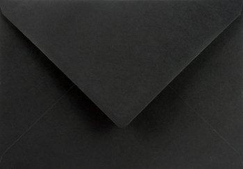 Koperta ozdobna, C5 NK Burano, Nero delta czarna