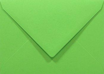 Koperta ozdobna, C6 NK, Rainbow, zielona