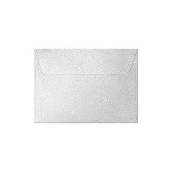 Koperta ozdobna Millenium, C6, 10 sztuk, biała-Galeria Papieru