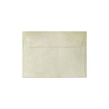 Koperta ozdobna Millenium, C6, 10 sztuk, kremowa-Galeria Papieru
