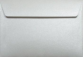 Koperta ozdobna, PA2 NK, Majestic, Marble White, biała