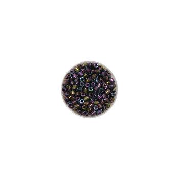 Koraliki ozdobne, okrągłe, metaliczne, 17 g