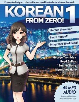 Korean From Zero! 1-Trombley George
