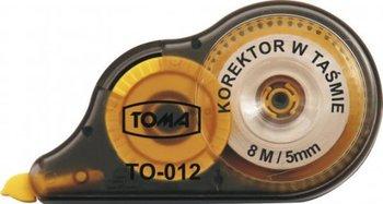 Korektor w taśmie TOMA 8m p24, cena za 1szt. (TO-012 02)-Toma