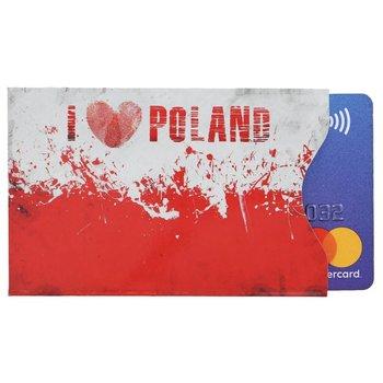 Koruma, Etui na karty RFID, 5,7x8,8 cm-Koruma