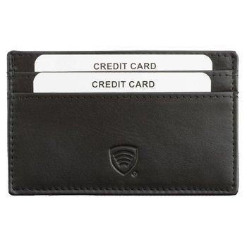 Koruma, Etui na karty RFID, czarne, 7x11,5 cm-Koruma
