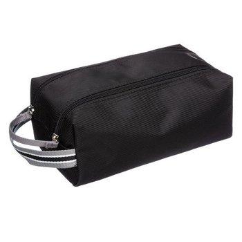 Kosmetyczka podróżna męska HOMME, 2 komory, kolor czarny-5five Simple Smart