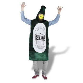 Kostium dla dorosłych, butelka piwa, rozmiar M/L-vidaXL