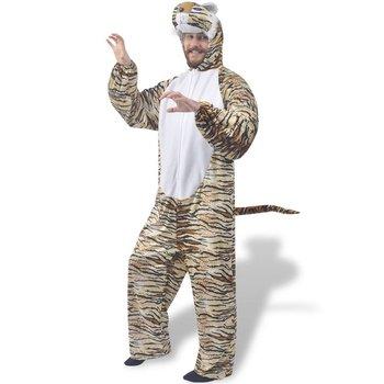 Kostium tygrysa dla dorosłych, rozmiar M/L-vidaXL